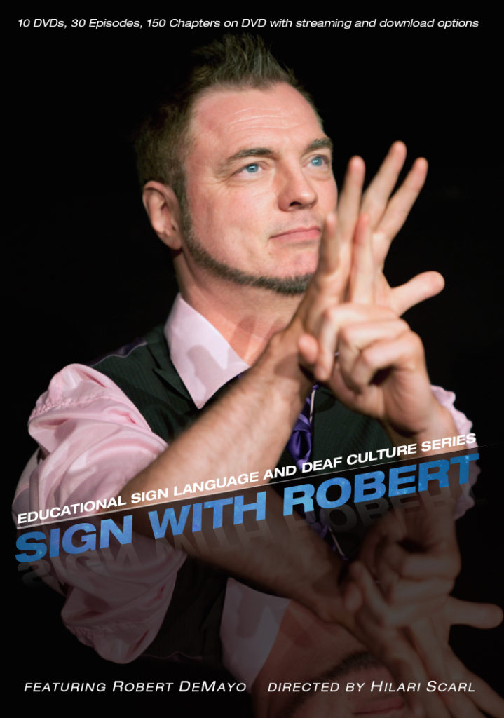 Sign With Robert Poster
